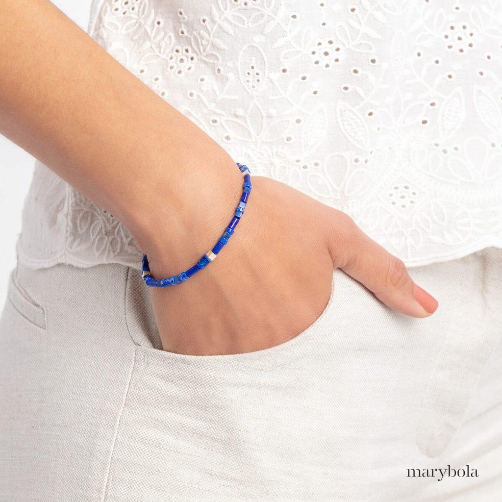 joyas de lapislázuli