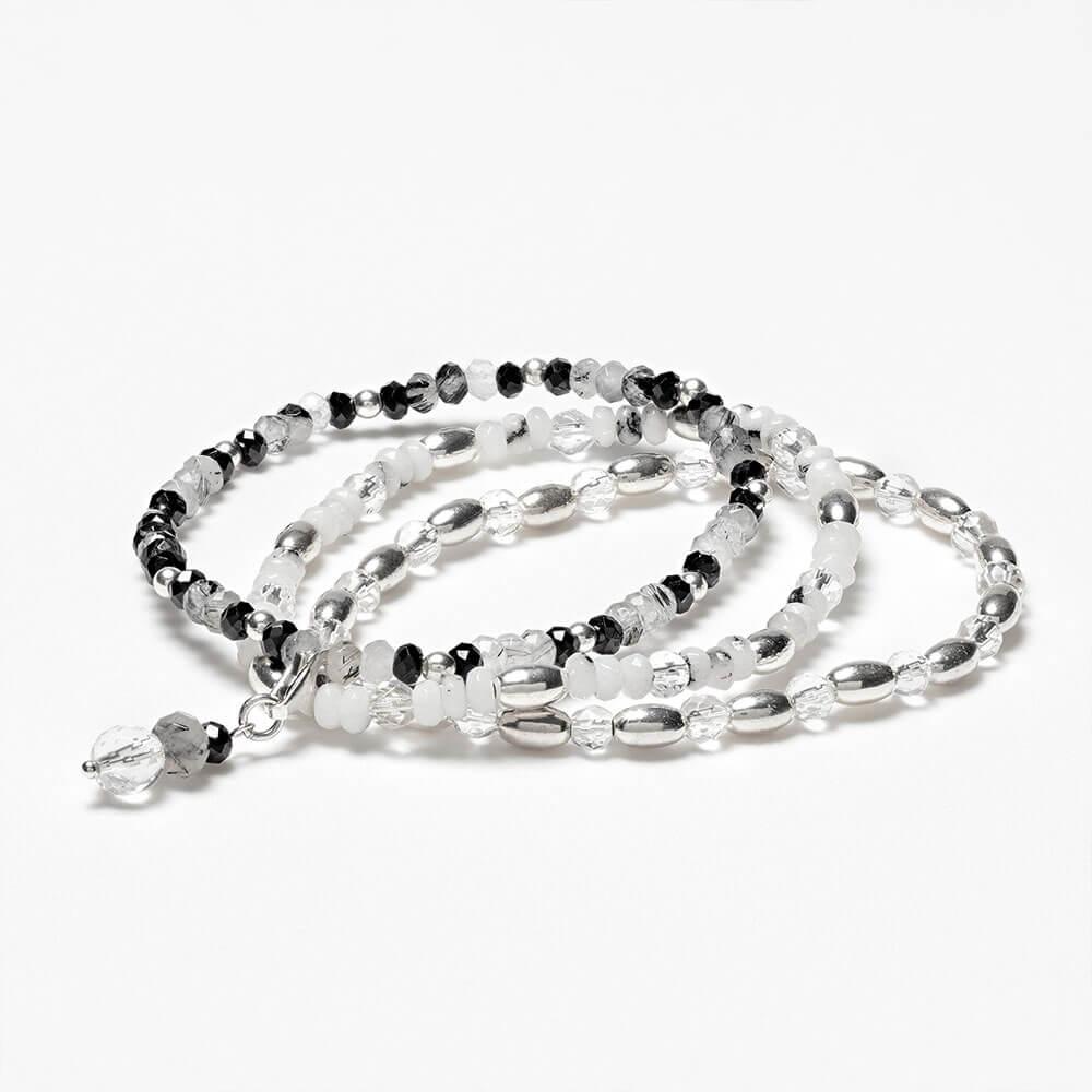 Triple elastic bracelet Alibel