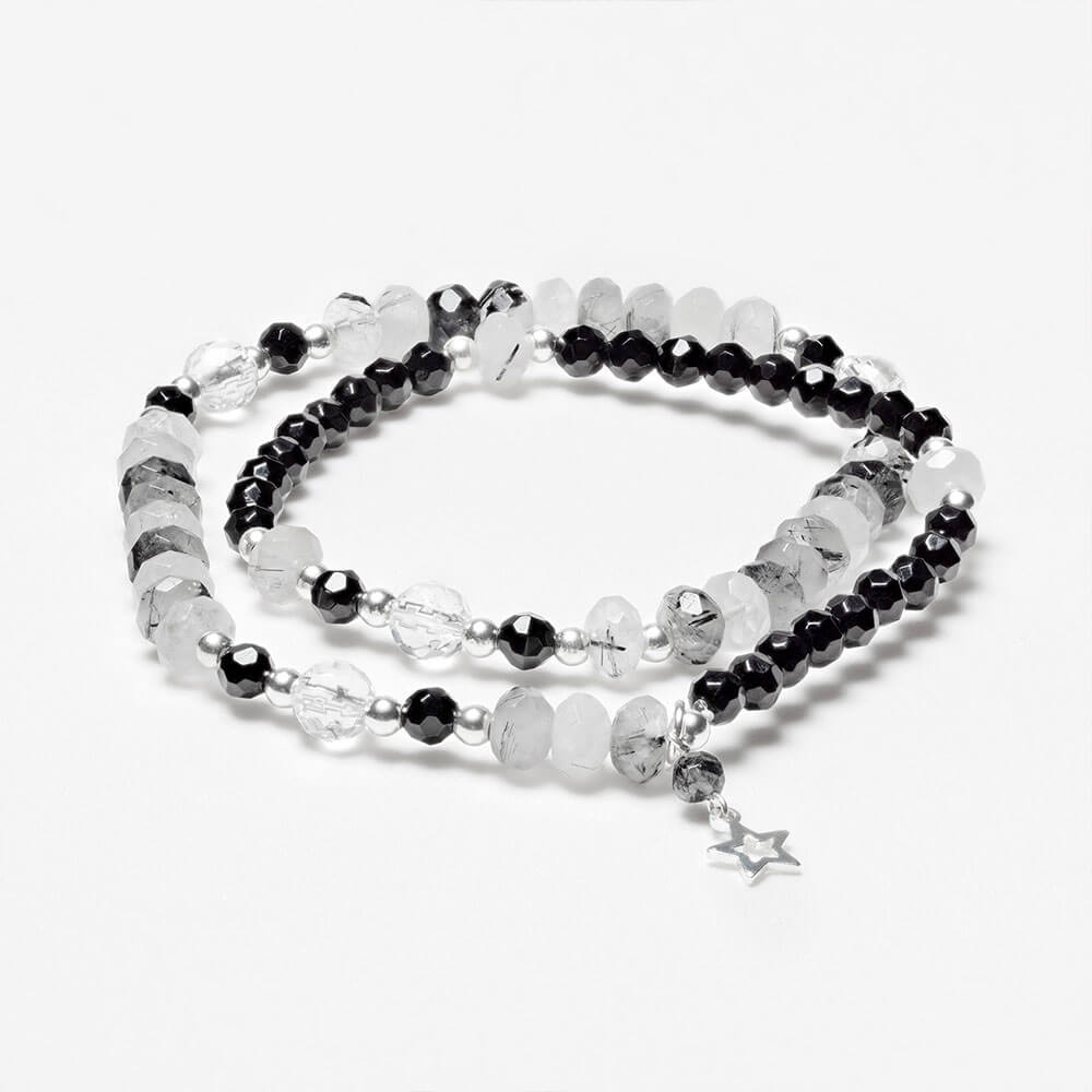 Alibel double bracelet