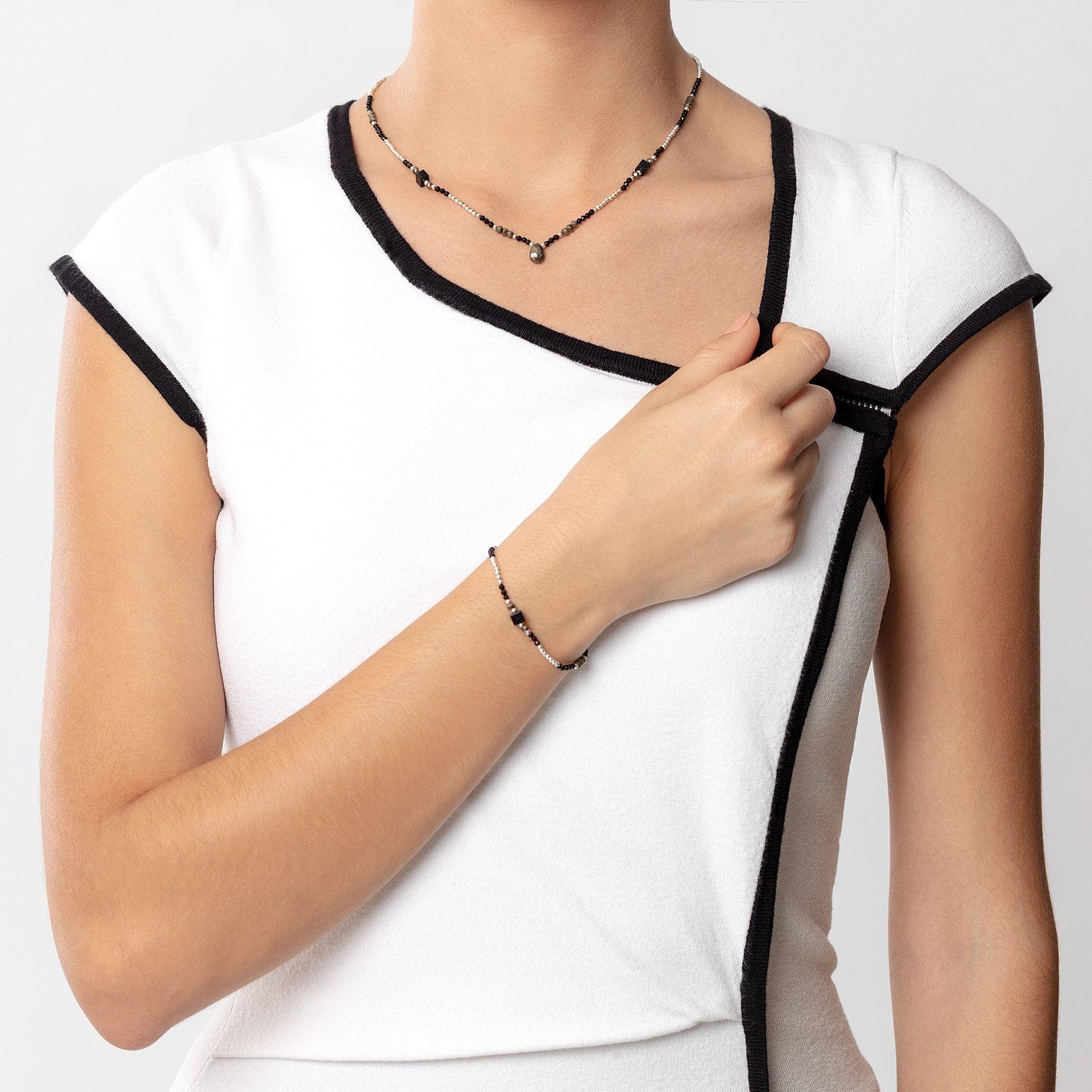 onyx woman bracelet