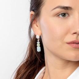 marybola aquamarine earrings