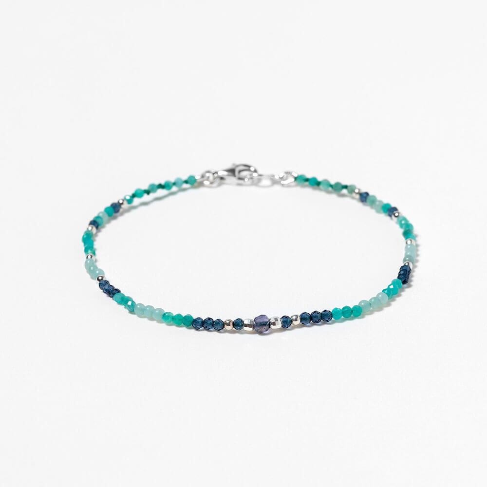 Amazonite small Moana bracelet
