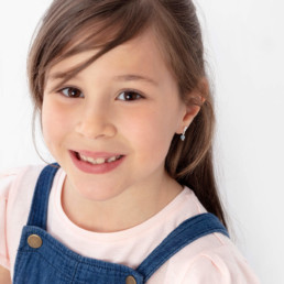 Nube aquamarine earrings kid marybola