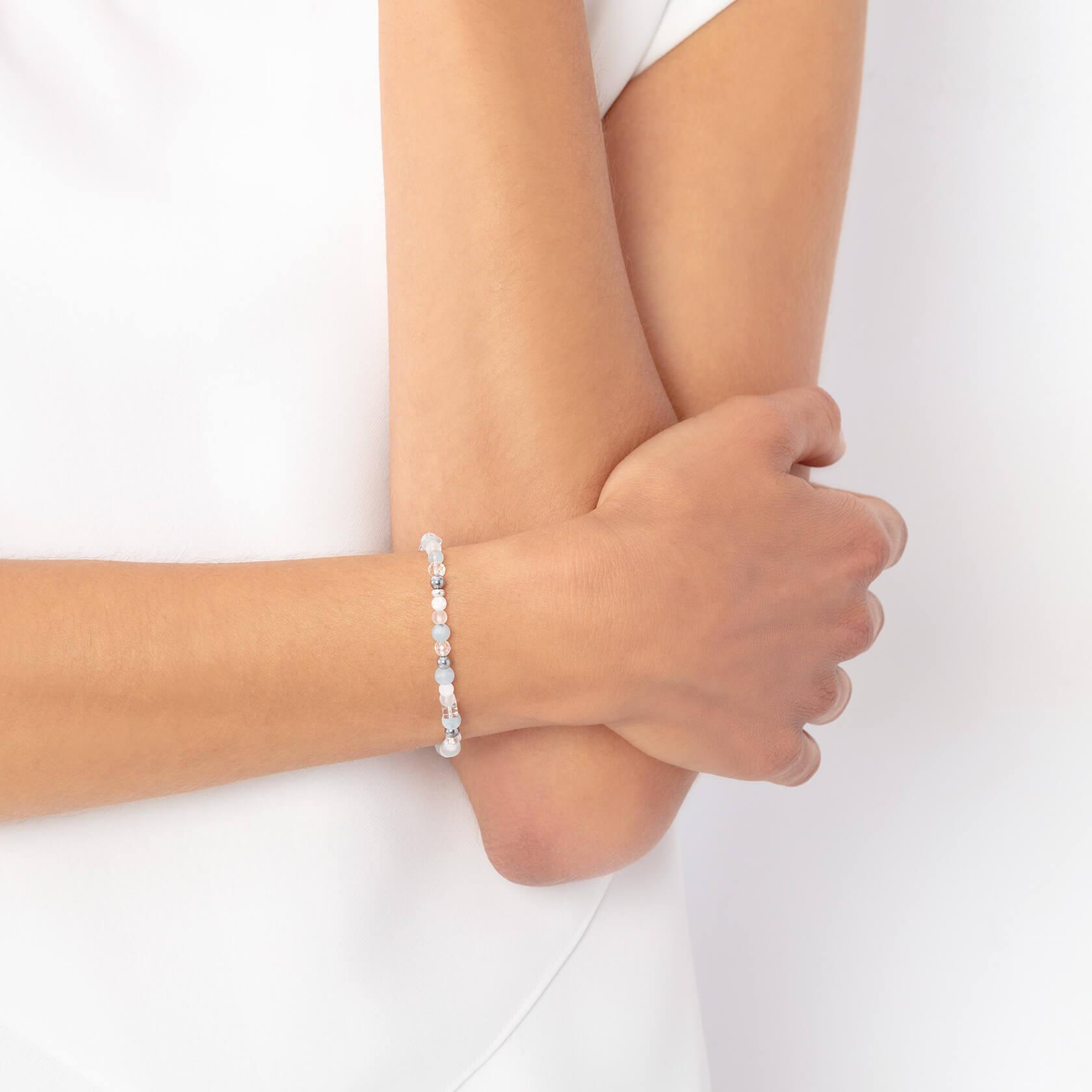 pulsera unisex cuarzos