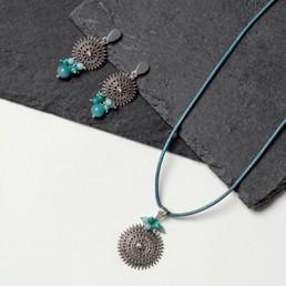 joyas hechas a mano con piedras naturales