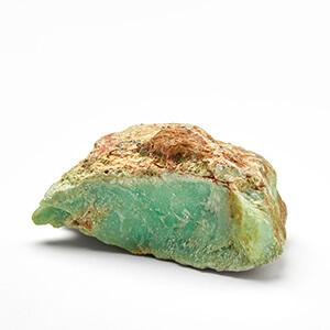 joyas con crisoprasa