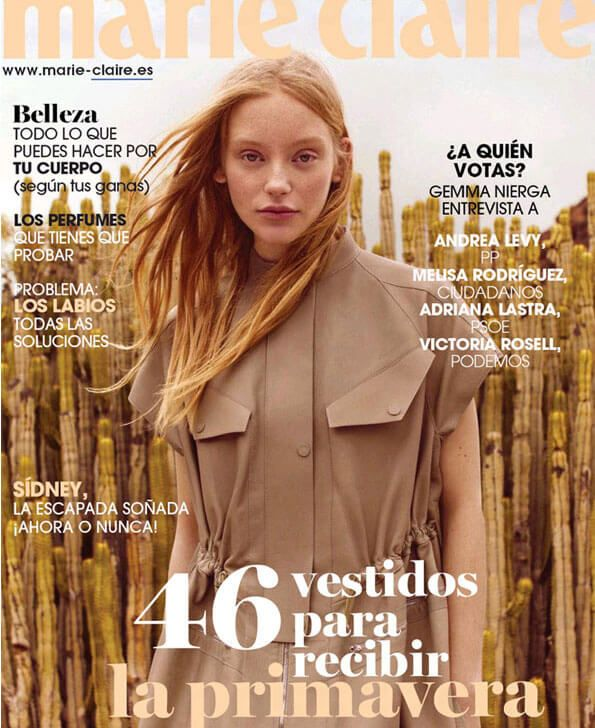 marie claire mayo 2019