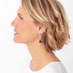 Long Sirocco earrings