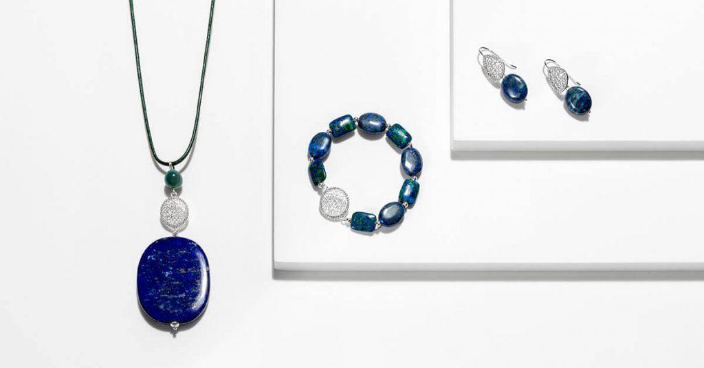 tendencias joyas azules