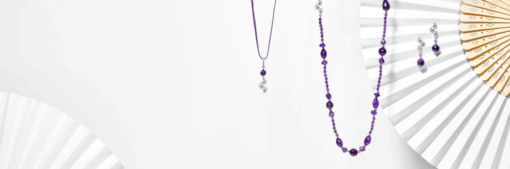 joyas artesanales con piedras naturaeles