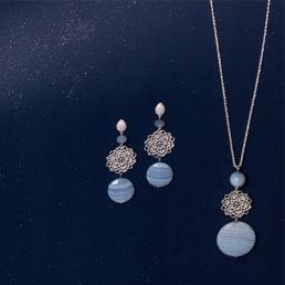 joyas hechas a mano conc alcedonia