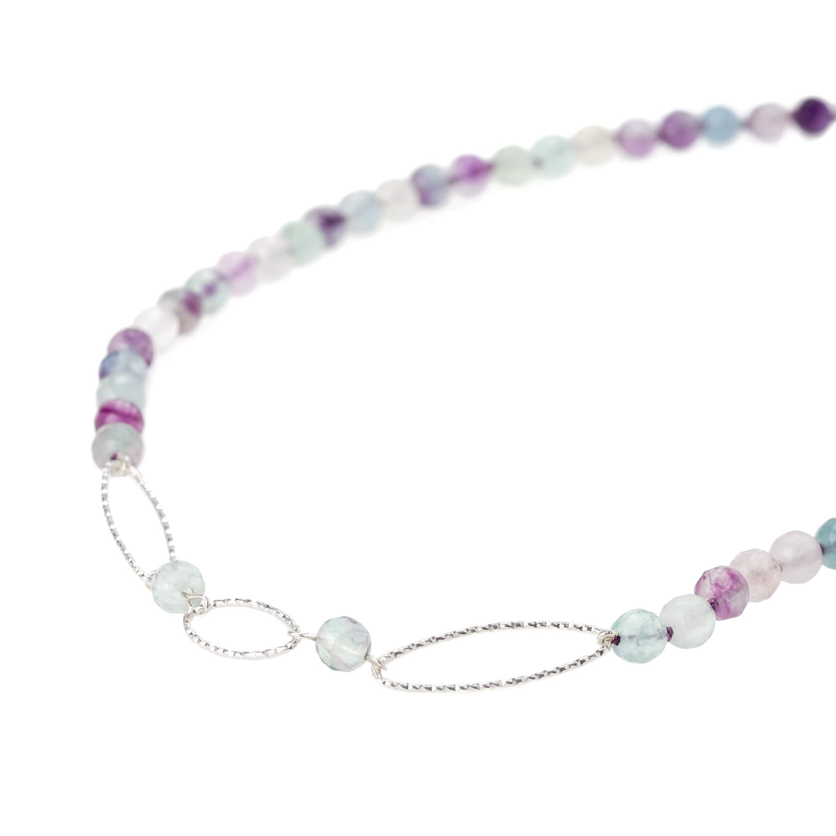 Fluorite necklace Marybola