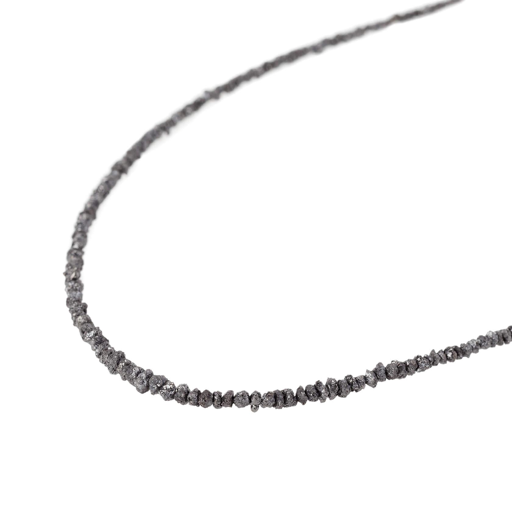 Black diamond necklace Marybola
