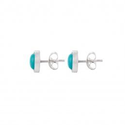 Amazonite Esenciales earrings