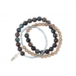 Smokey quartz bracelet Marybola