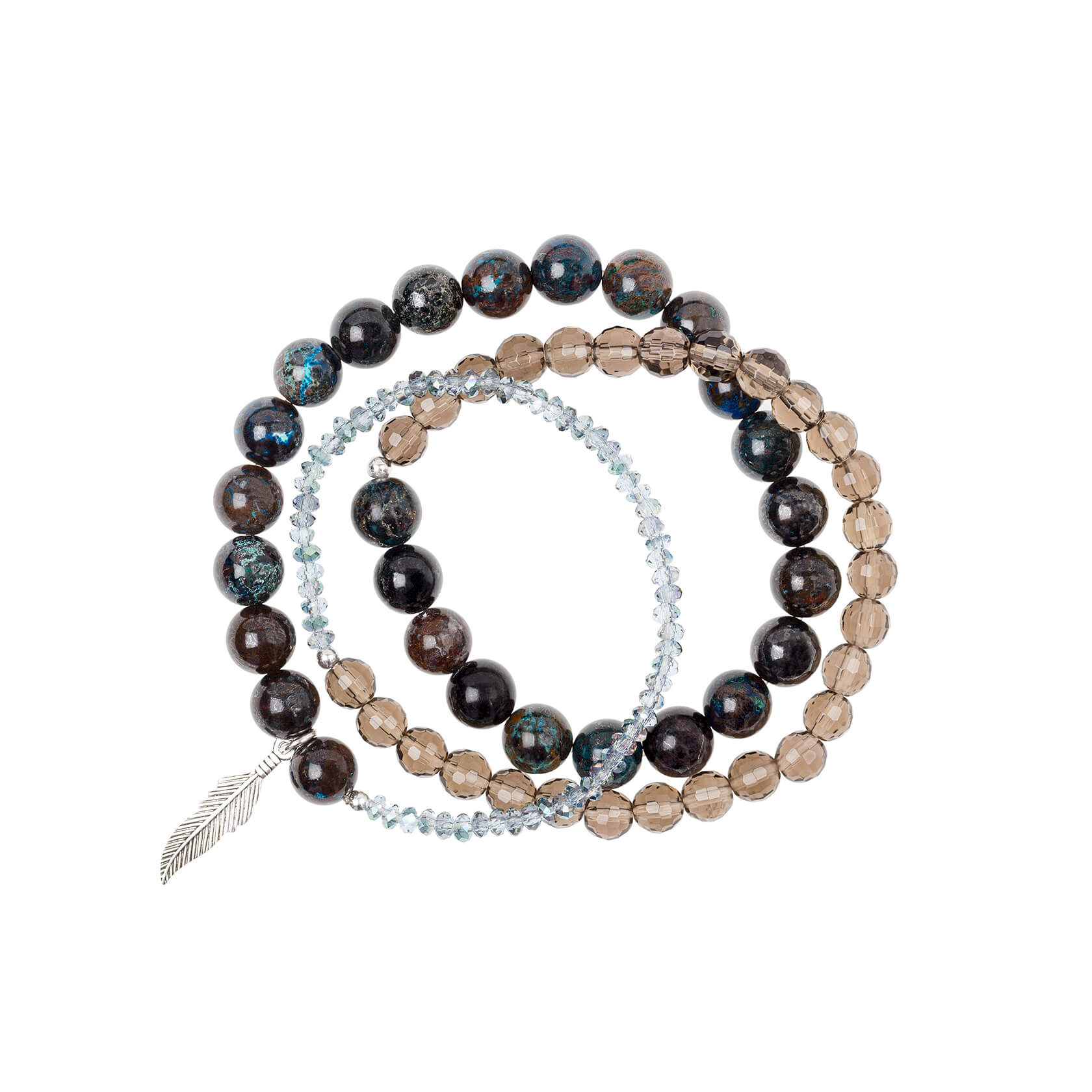 Smokey quartz bracelet Marybola