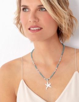 joyas con cuarzo azul