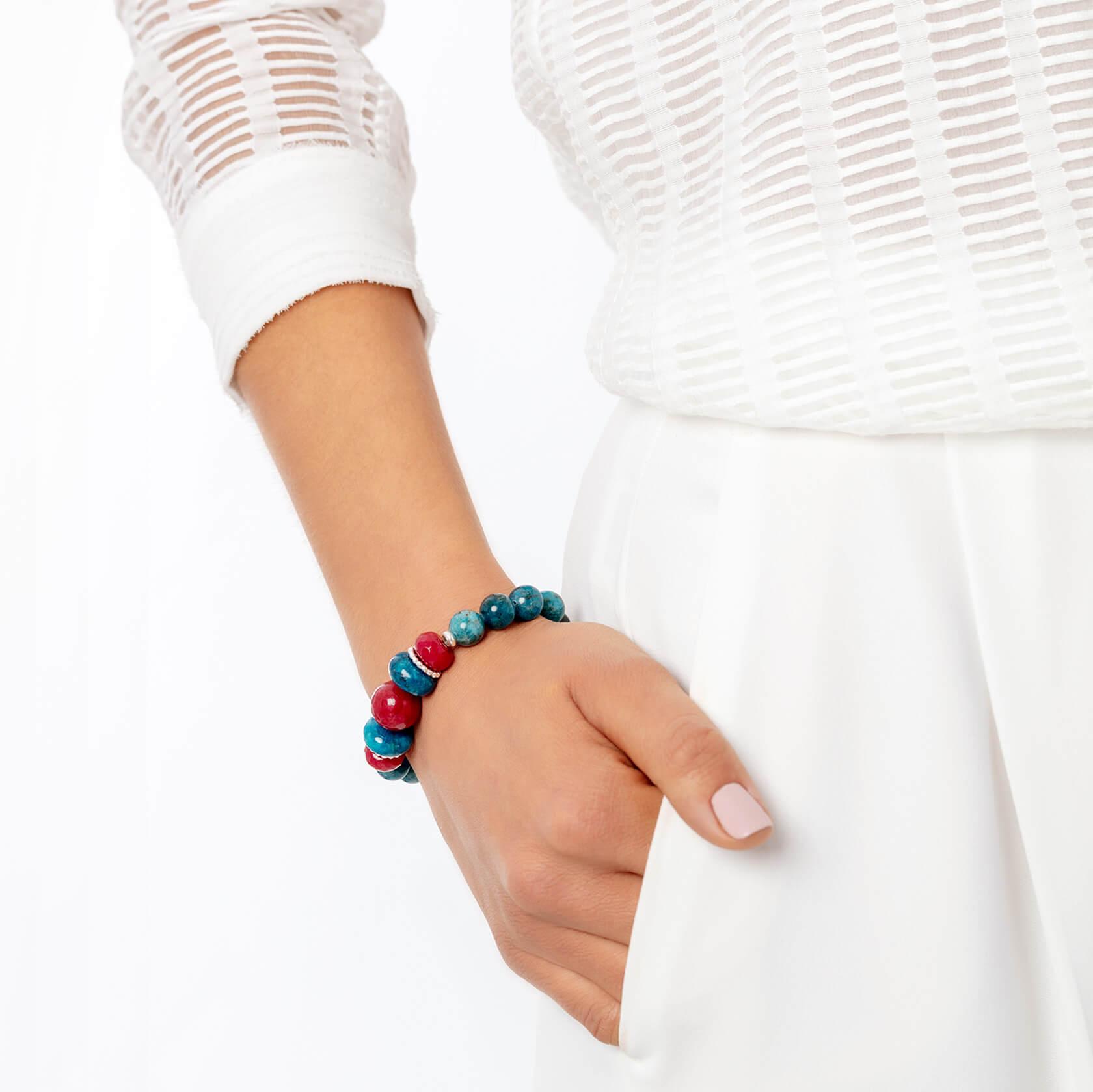 Apatite bracelet  marybola