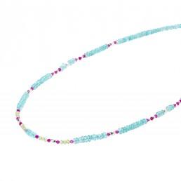 Apatite short necklace Karashi