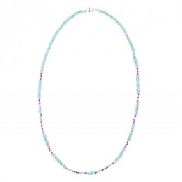 Apatite short necklace