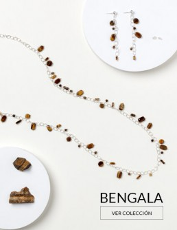 handmade natural gemstone jewellery collection