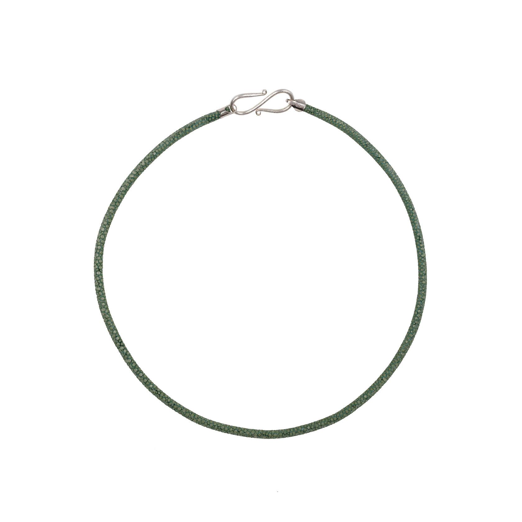 adaptable necklace african turquoise orisha