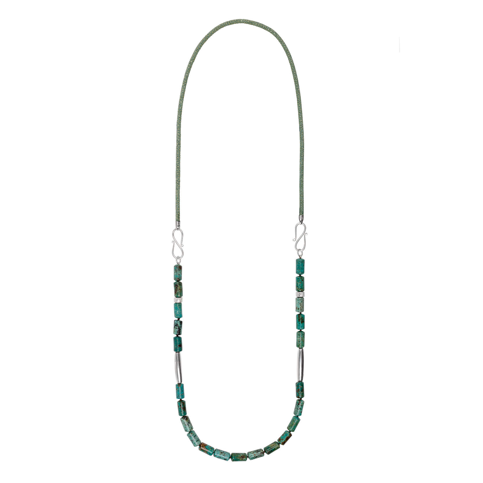 collar de turquesa africana adaptable
